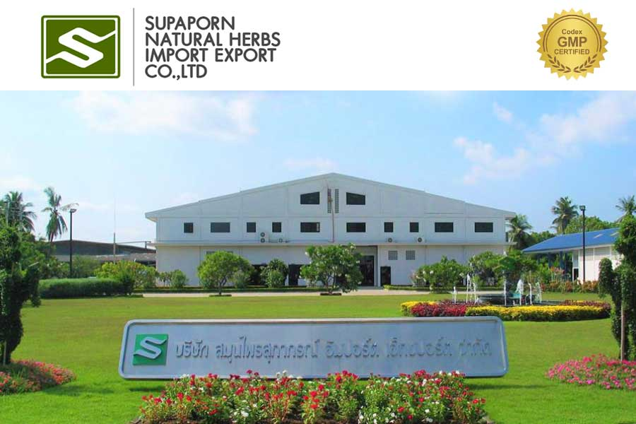 Supaporn Natural Herbs Import Export Co.,Ltd.
