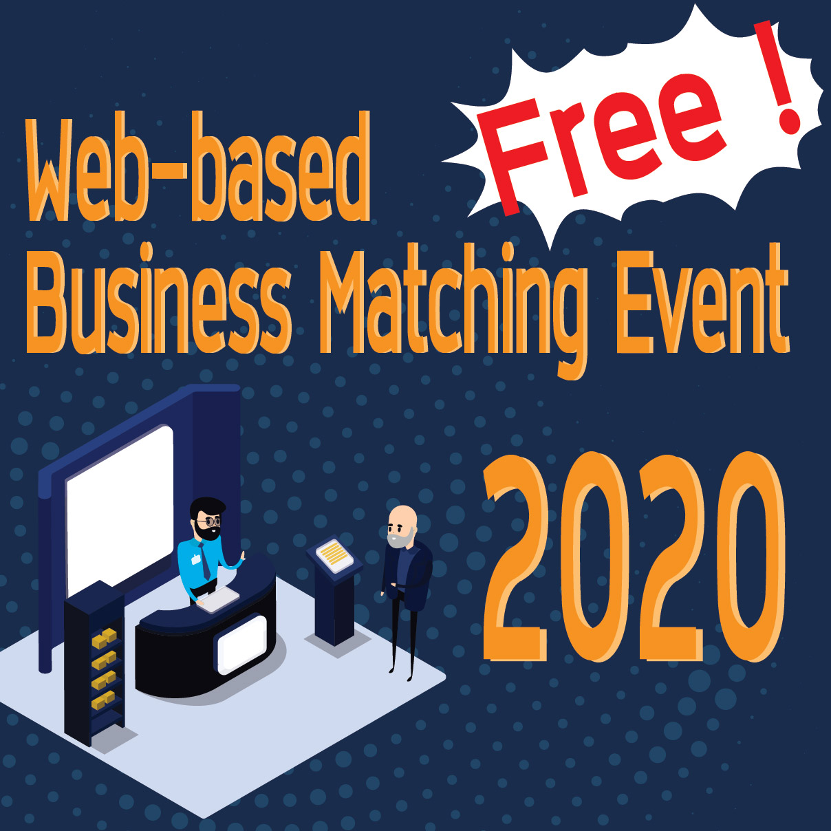 T-GoodTech Web-based Business Meeting Event 2020